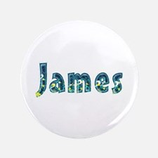 James Under Sea Big Button