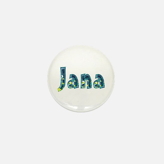 Jana Under Sea Mini Button