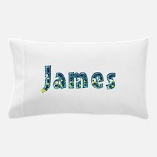 James Under Sea Pillow Case
