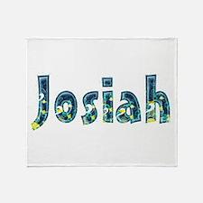 Josiah Under Sea Throw Blanket