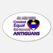 Antiguan Wife Designs Decal