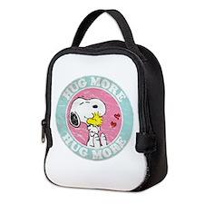 Cute Snoopy Neoprene Lunch Bag