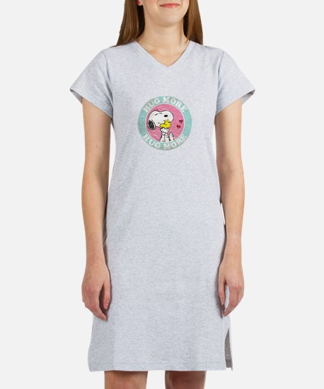 Cute Snoopy Women's Nightshirt