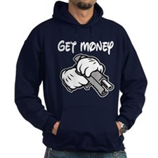 Get Money (Cartoon Hands) Hoodie