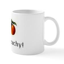 Just Peachy Mug