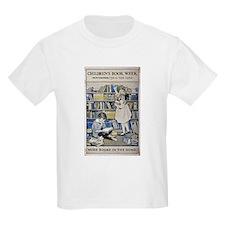 1921 Children's Book Week Kids T-Shirt