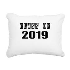 CLASS OF 2019 Rectangular Canvas Pillow