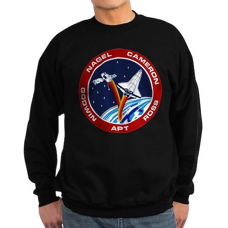 STS-37 A Sweatshirt (dark)