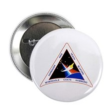 """STS-39 Discovery 2.25"""" Button"""