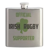 Irish rugby Flask Bottles