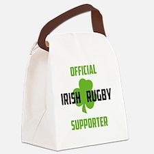 Irish Rugby Canvas Lunch Bag