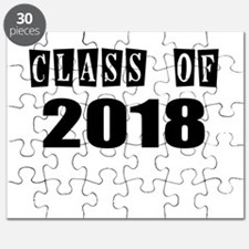 CLASS OF 2018 Puzzle