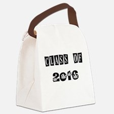 CLASS OF 2016 MARIJUANA Canvas Lunch Bag