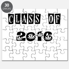 CLASS OF 2016 MARIJUANA Puzzle