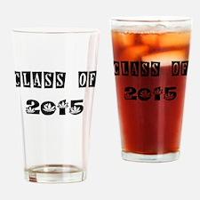 CLASS OF 2015 MARIJUANA Drinking Glass
