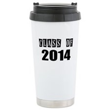 CLASS OF 2014 Travel Mug