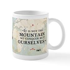 Edmund Hillary Historical Mug Mug