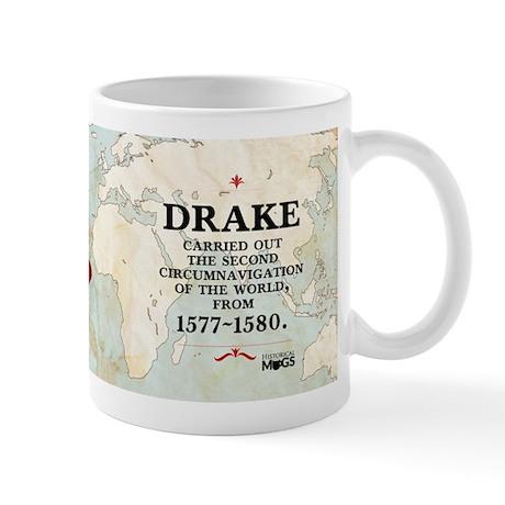 Sir Francis Drake Historical Mug Mug