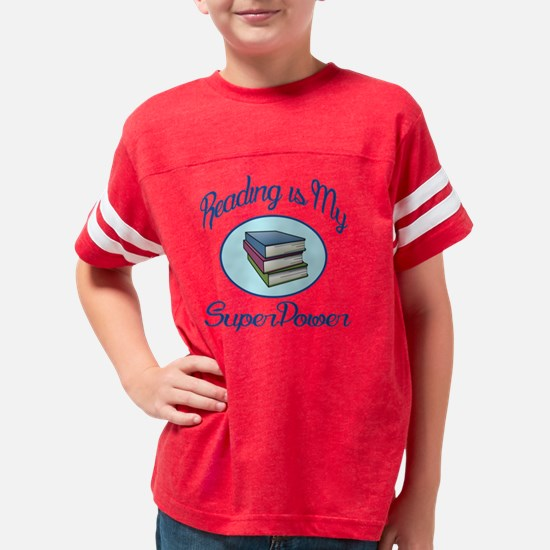 Cute Education Youth Football Shirt