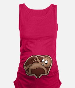 agorababia-DS-T.png Maternity Tank Top