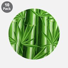 """Fresh Zen Bamboo 3.5"""" Button (10 pack)"""