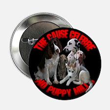 NO PUPPY MILLS Button
