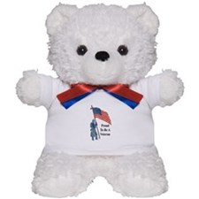 Proud To Be A Veteran Teddy Bear