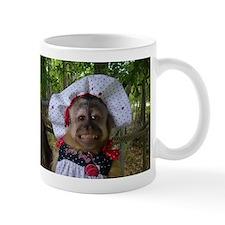 EmilyRose Smiling (polka dot hat ) Mug