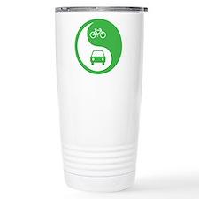 SHARE THE ROAD Travel Mug