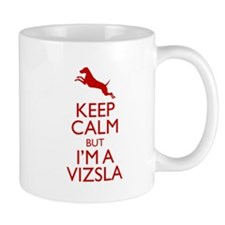 Mug - Keep Calm - Red