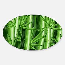 Fresh Zen Bamboo Decal