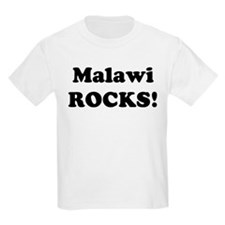 Malawi Rocks! Kids T-Shirt