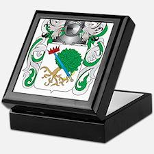 MacGregor Coat of Arms - Family Crest Keepsake Box