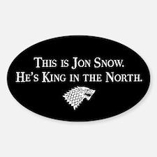 GOT This Is Jon Snow Decal