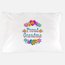 Proud Grandma Pillow Case