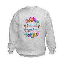 Proud Grandma Sweatshirt