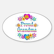 Proud Grandma Decal