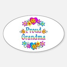 Proud Grandma Bumper Stickers