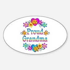 Proud Grandma Stickers