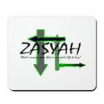 Zasyah Mousepad