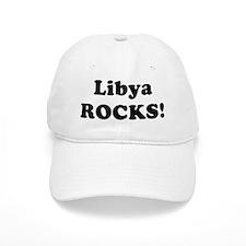 Libya Rocks! Baseball Cap