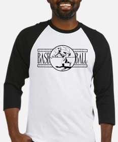 Retro Basketball Baseball Jersey