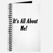 It's All About Me Attitude Journal