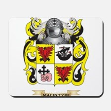 MacIntyre Coat of Arms - Family Crest Mousepad