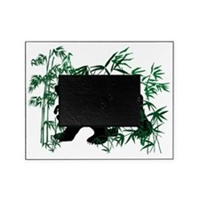 Panda in the Bamboo Forest Picture Frame