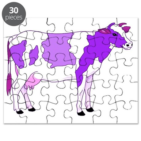 Did You Ever See a Pastel Purple Cow? Puzzle by Admin ...