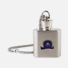Pirate Nation Flask Necklace