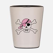 Pirate Nation Shot Glass