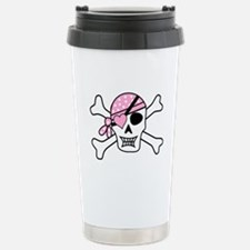 Girl Pirate Pirates ECU Travel Mug