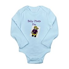 Baby Pirate Body Suit Onesie Pirate Boy